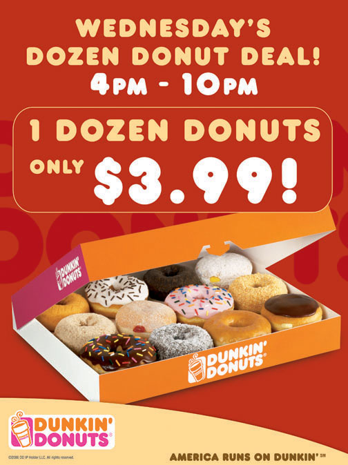 dunkin donuts 2 essay Running head: case study: dunkin' donuts and domino's pizza case study: dunkin' donuts and domino's pizza student's name: professor's name.